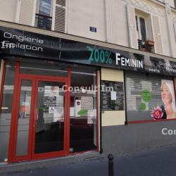 Location Local commercial Paris 19ème 30 m²