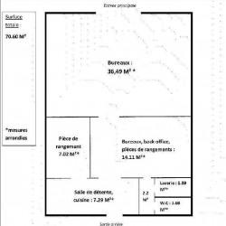 Vente Bureau Buc (78530)