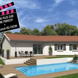 Maison  4 pièces + Terrain  659 m² Vandeins