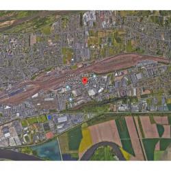 Location Local d'activités Saint-Pierre-des-Corps 2000 m²