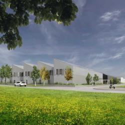 Vente Local d'activités Massy 3191 m²