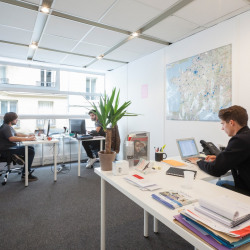 Location Bureau Paris 14ème 13 m²