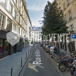 Cession de bail Local commercial Paris 2ème 23 m²