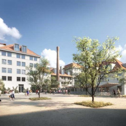 Location Bureau Strasbourg 2570,5 m²