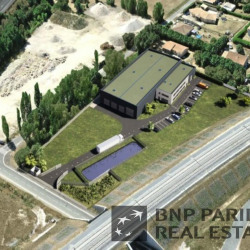 Vente Local d'activités Ambarès-et-Lagrave 2003 m²