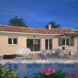 Maison  4 pièces + Terrain  737 m² Lézat-sur-Lèze