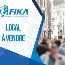 Vente Local commercial Toulenne 2170 m²