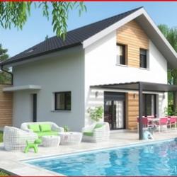 Maison  6 pièces + Terrain   m² Saint-Georges-des-Hurtières