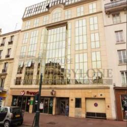 Location Bureau Saint-Mandé 106 m²