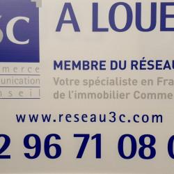 Location Local commercial Saint-Brieuc 145 m²