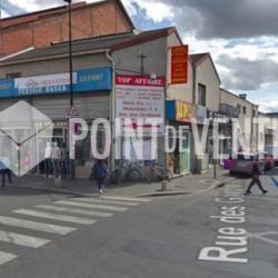 Vente Local commercial Aubervilliers 50 m²