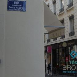 Cession de bail Local commercial Lyon 2ème 150 m²