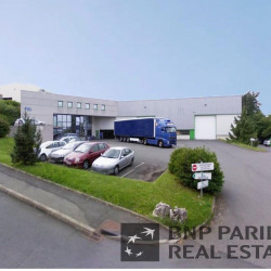 Vente Local d'activités Jassans-Riottier 7900 m²