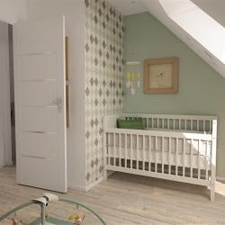 Maison  5 pièces + Terrain  446 m² Roost-Warendin