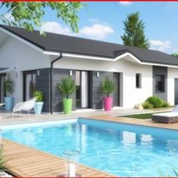 Maison  4 pièces + Terrain  445 m² Ugine