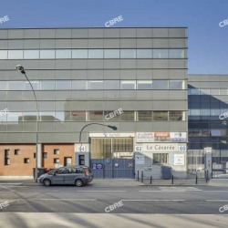 Location Bureau La Plaine Saint Denis 895 m²