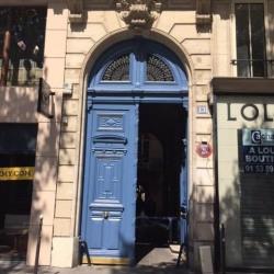 Location Bureau Paris 2ème 85 m²