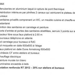 Vente Entrepôt Serris 1000 m²