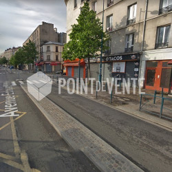 Cession de bail Local commercial Pantin 82 m²