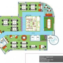 Location Bureau Issy-les-Moulineaux 619 m²