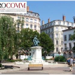 Cession de bail Local commercial Lyon 2ème 33 m²