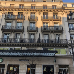 Vente Bureau Paris 2ème 151 m²