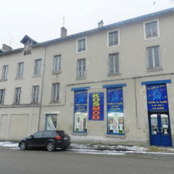 Vente Local commercial Eymoutiers 600 m²