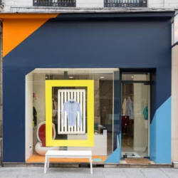 Location Local commercial Paris 3ème 29 m²