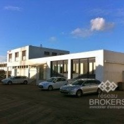Vente Local d'activités Sandouville 3360 m²