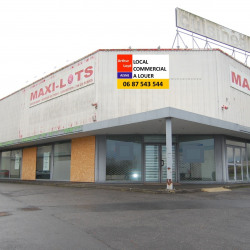 Location Local commercial Fayet 1043 m²