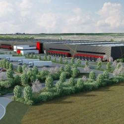 Location Entrepôt Puiseux-Pontoise 58123 m²