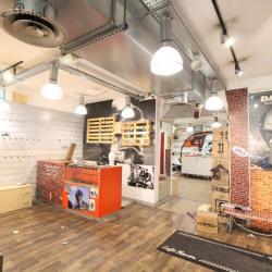 Location Local commercial Marseille 6ème 137,84 m²