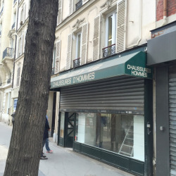 Vente Boutique Paris 14ème