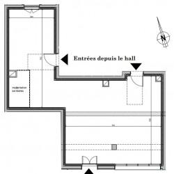 Vente Local commercial Le Blanc-Mesnil 76 m²