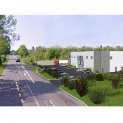 Vente Entrepôt Tresses 292 m²