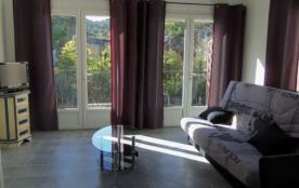 Magnifique appartement avec jardin et Balcon