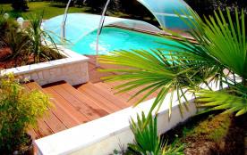 maison de vacances en dordogne avec piscine privée