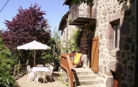 Gite sympa Cantal Puy Mary  (WIFI)