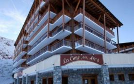 Résidence Cime des arcs - Appartement 8/10 personnes cabine 83 m2