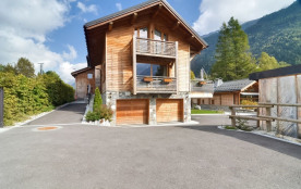 squarebreak, Modern Chalet In Chamonix with View of the Mont-Bl