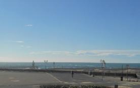 Appartement vue sur mer avec accès direct à la plage