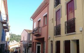 Appartement 200m Baie de Collioure