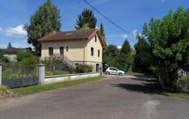 Detached House à CLAIRVAUX LES LACS