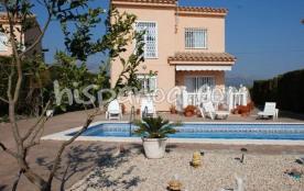 Cette villa de vacances sur la Costa Dorada se c
