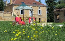 Villa de vacances sur un domaine de 32 ha