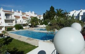 Jardins I - Appartement à Rosas (Puig Rom) qui possède 1 chambre et capacité pour 4 personnes.