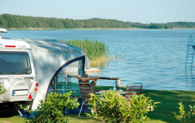Campingplatz Zwenzower Ufer, 89 emplacements
