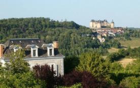Maison A proximité du Château de Hautefort et de la Grotte de Tourtoirac,