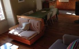 Appartement de charme au coeur d'un village - Appartement de charme, situé dans une maison de famille