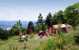 Campéole le Clos du Lac, 50 emplacements, 18 locatifs
